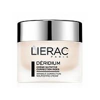 Крем для сухой кожи для профилактики и коррекции признаков старения Лиерак Деридиум - 50 мл