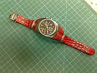 Ремешок из Крокодила для часов Pirelli Thin Time