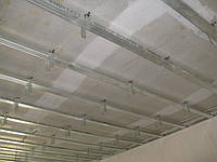 Потолок из гипсокартона (подвесной потолок)