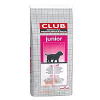 Корм для щенков (Роял Канин) Royal Canin CLUB PRO JUNIOR 20 кг