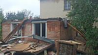 Снос деревянного дома Демонтаж деревянных домов