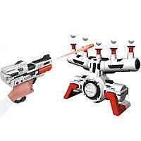 Пистолет игрушечный с мишенью SPACE Bld CH2127