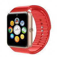 Умные часы SmartWatch GT08 красные