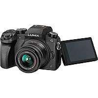 Цифровая фотокамера Panasonic DMC-G7 Kit 14-42mm Black