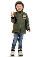 """Куртки детские для мальчика """"Demi"""""""