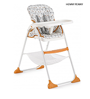 Детский стульчик для кормления Joie Mimzy Snacker Henny Penny