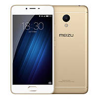 СМАРТФОН Meizu M3s 16GB Gold (золотий) DUAL SIM 12 мес. офиц. в базе UCRF