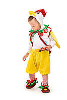 Детский костюм Петушок «Кроха»