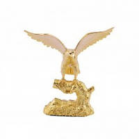 Зажигалка настольная Орел на ветке