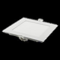 Встраиваемый LED светильник 12W квадрат SIMPLE HN-239040