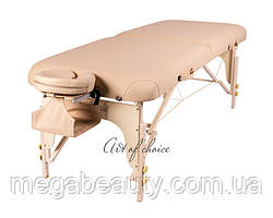 Массажный стол TOR ArtOfChoice (светло-бежевый)