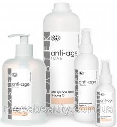 """Гель для зрелой кожи форма 2 """"Anti-Age"""", 200 мл"""
