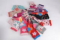 Детские шерстяные носки на девочку р. (C721-1/M) | 12 пар