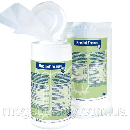 Бациллол салфетки для быстрой стерилизации любой поверхности