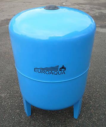 Гидроаккумулятор Euroaqua объём 200 литров STV ( вертикальный ), фото 2