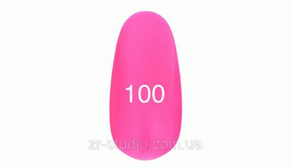 Гель лак Kodi professional 7мл. №100 (Неоново-розовый)
