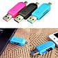 Универсальный Кард-Ридер USB OTG TF / SD(USB и Micro USB), фото 2