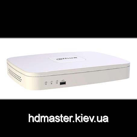IP-видеорегистратор 4-х канальный Dahua DH-NVR3104, фото 2