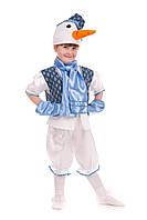 Детский костюм Снеговик в жилете
