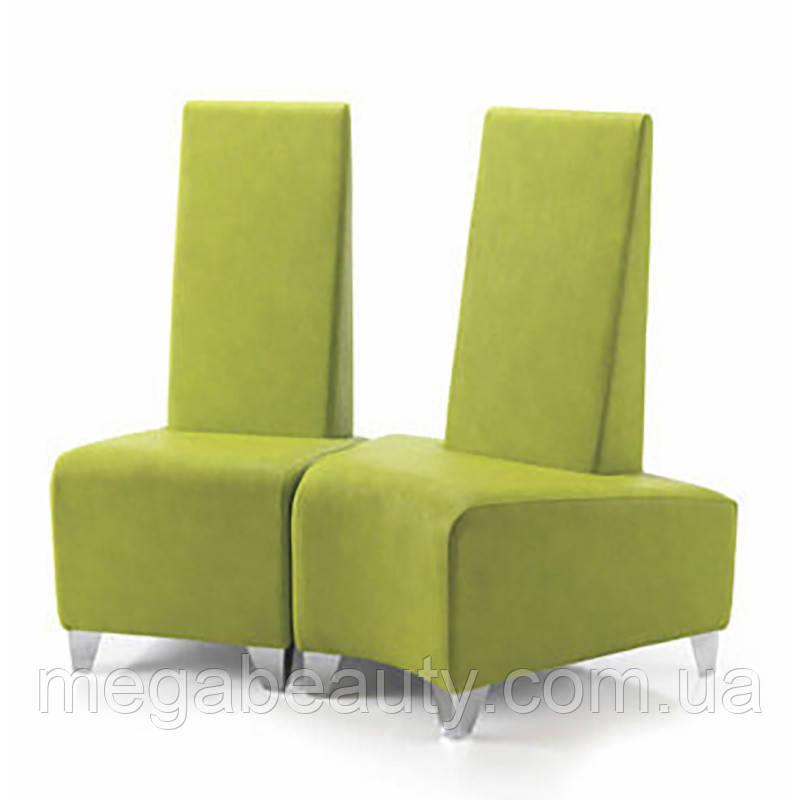 Кресла для ожидания LW323 (на 2 посетителя)