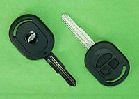 Chevrolet - корпус ключа 3 кнопки, DWO4R