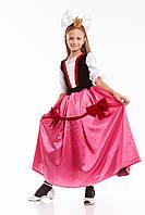 Детский карнавальный костюм Принцесска