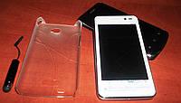 Смартфон Donod keepon A4 + стилус, плёнка и чехол-бампер (Duos, 2 sim,сим карты донод +TV+ FM+ bluetooth)