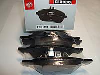 Колодки тормозные передние Mazda 3 BK, 3 BL Ferodo