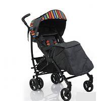 Прогулочная коляска Amigo ABC design в полоску