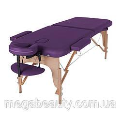 Массажный стол складной ArtOfChoise Mia (Фиолетовый)