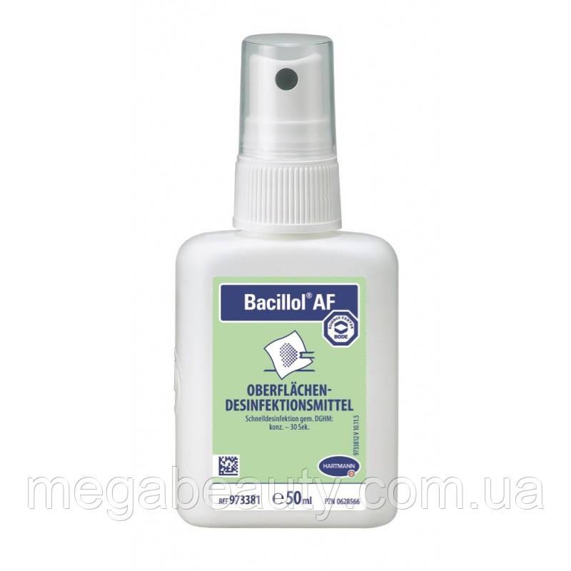 Бациллол АФ, 50 мл для швидкої дезінфекції поверхонь та інструменту