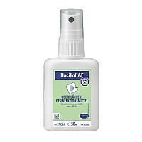 Бациллол АФ, 50 мл для быстрой дезинфекции поверхностей и инструмента