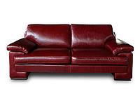 """Трехместный кожаный диван """"KAMELIA"""" (Камелия). (201 см)"""
