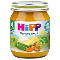 Пюре овощное ассорти Hipp, 125 г