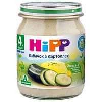 Пюре кабачок с картошкой Hipp, 125 г