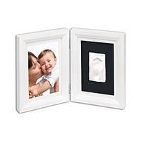 Рамка двойная  Baby Art Print (бело-черный)