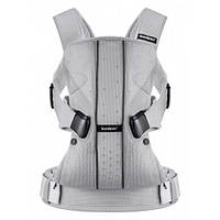 Рюкзак-кенгуру Carrier One  Siver Mesh, BabyBjorn