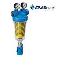 """Фильтр самопромывной ATLAS Hydra M RAH 3/4"""""""