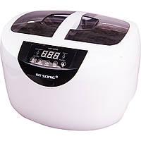 Ультразвуковой очиститель VGT-6250, 2,5 л. для быстрой чистки инструментов для мастера по педикюру