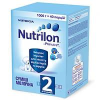 Смесь молочная сухая Nutrilon 2 Nutricia