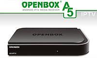 Smart TV (смарт тв) Android приставка Openbox А5 IPTV