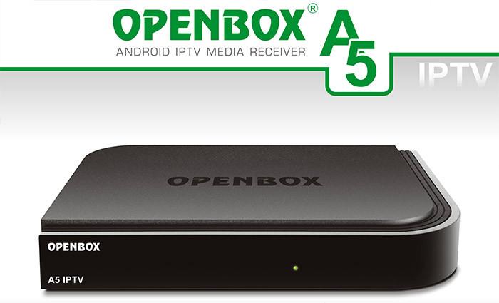 Openbox А5 IPTV Smart TV (смарт тв) Android приставка , фото 1