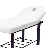 Кушетка косметологическая для мануальной терапии, для массажа, для депиляции СН-287А (белая)