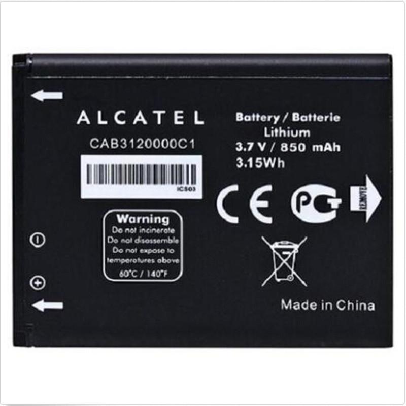 Аккумулятор для Alcatel One Touch 807 Chrome