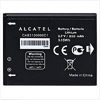 Аккумулятор для Alcatel One Touch 2005