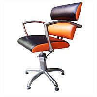 Кресло парикмахерское TIFFANY на пневматике пластик