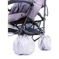 Чехлы на колеса коляски Baby Breeze, 2 шт