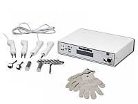Аппарат для микротоковой терапии 107, в комплекте с перчатками