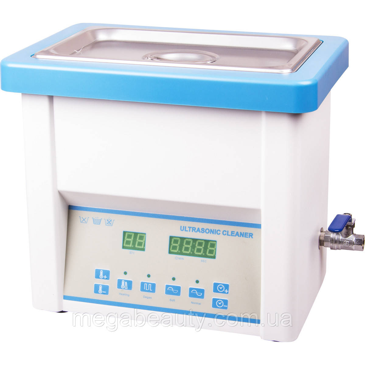 Ультразвуковой очиститель KMH1- 6501, 5 л. для парикмахерского инструмента