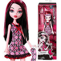 Monster High Draculaura Sleepover Doll Монстер Хай Дракулаура  серия пижамная вечеринка бюджетная